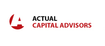 Logotip Actual Capital Advisors